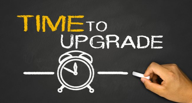 construction software upgrades