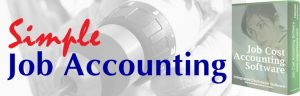 simple job cost accounting software